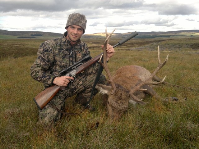 Red Stag, Season 2012