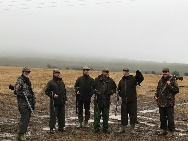 Walked up - Rough shooting