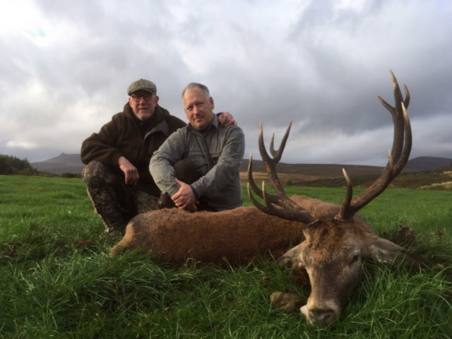 Red Stag, Season 2016