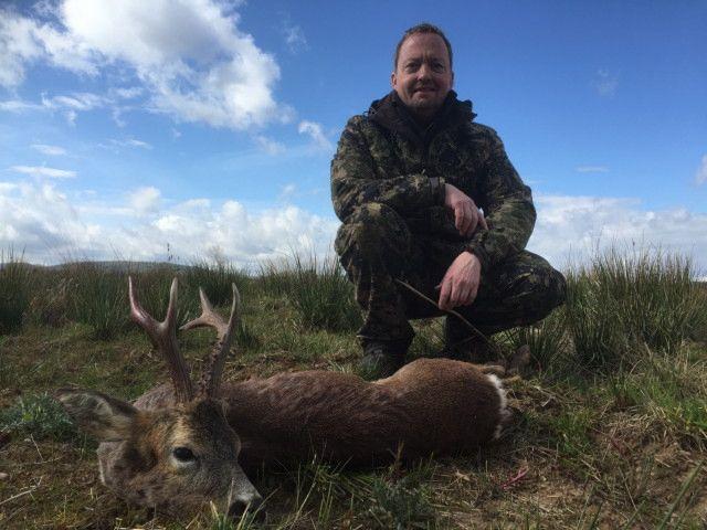 Roe Buck, Season 2016