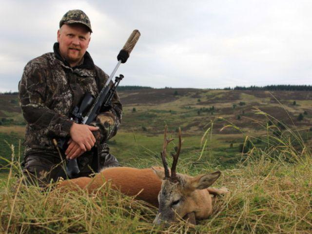 Roe Buck, Season 2014
