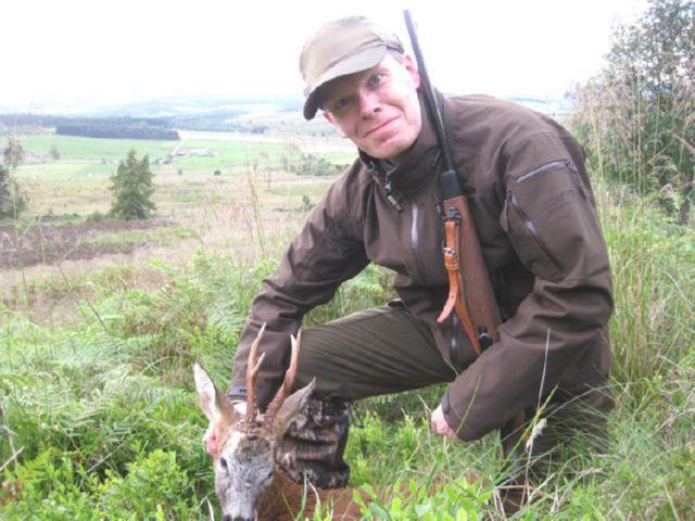 Roe Buck, Season 2012