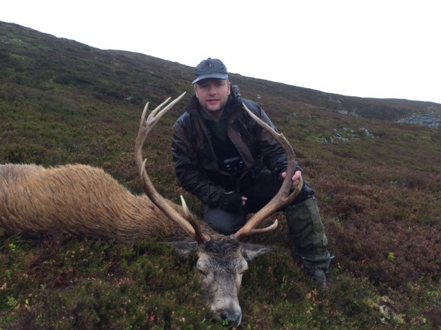 Red Stag, Season 2015