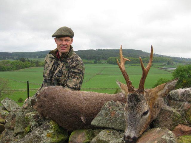 Roe Buck, Season 2013