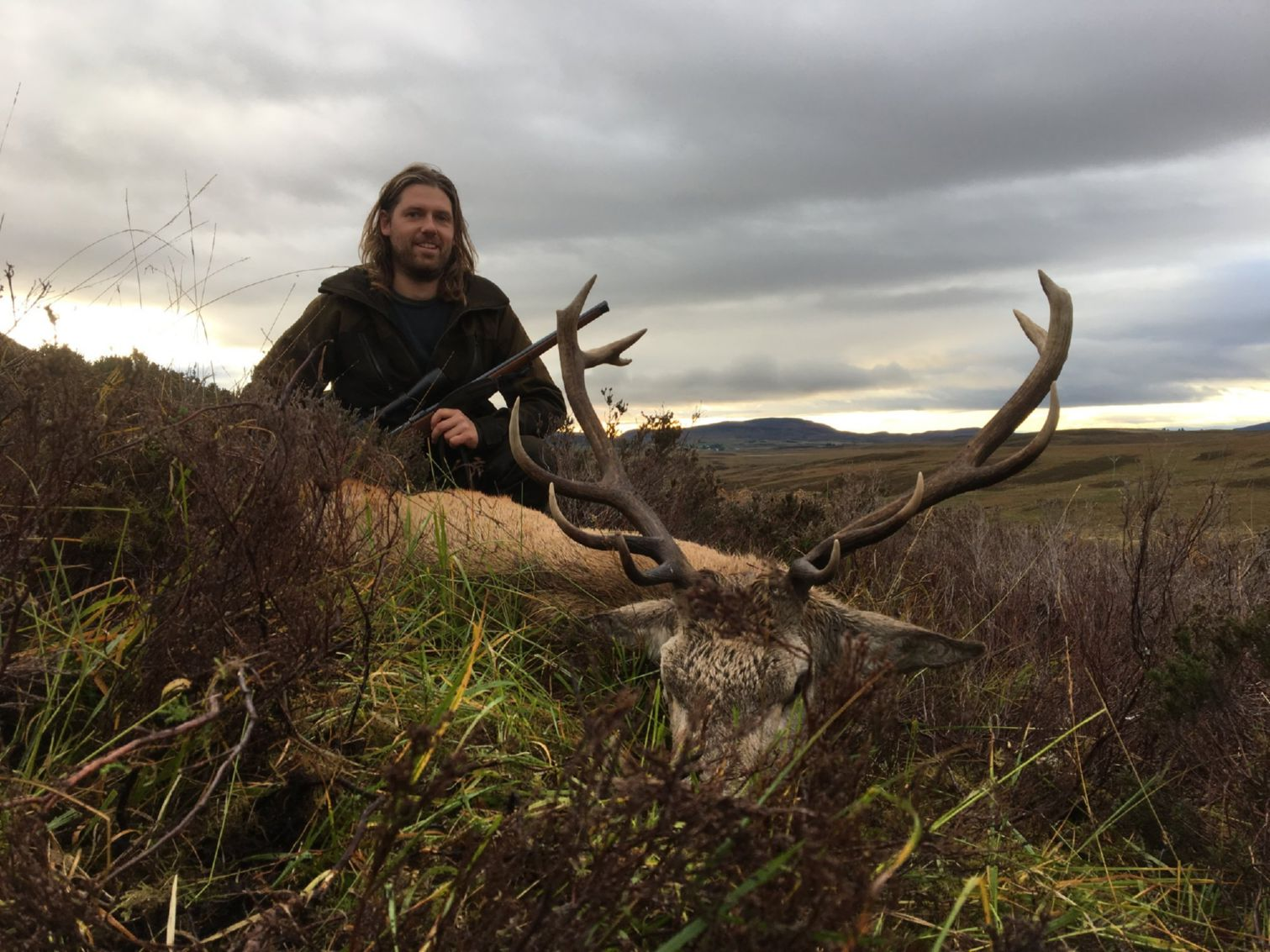 Red Stag, Season 2018