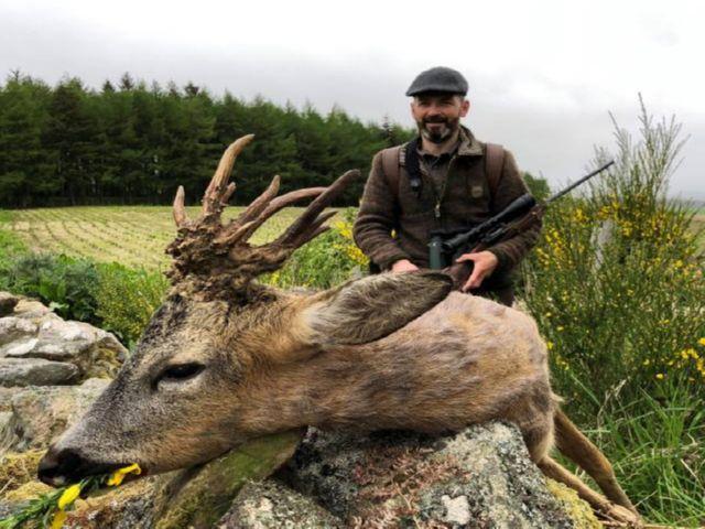 Roe Buck, Season 2018