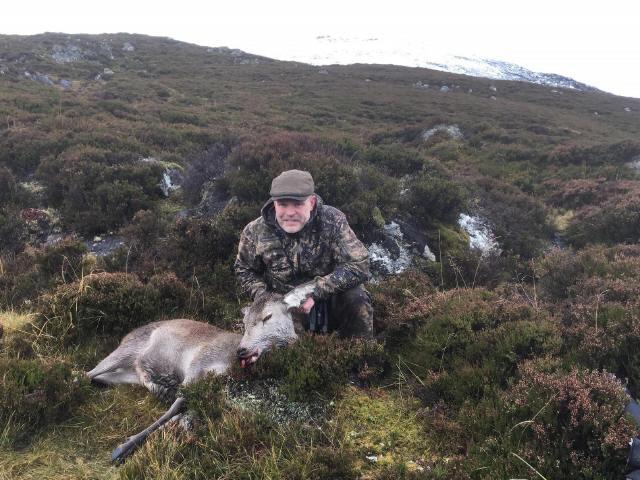 Deer Hunting Gallery